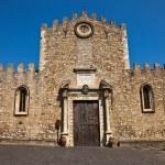 Taormina Church — Stock Photo #2067258