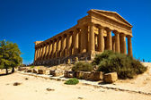 Agrigento Temple valley — Stock Photo