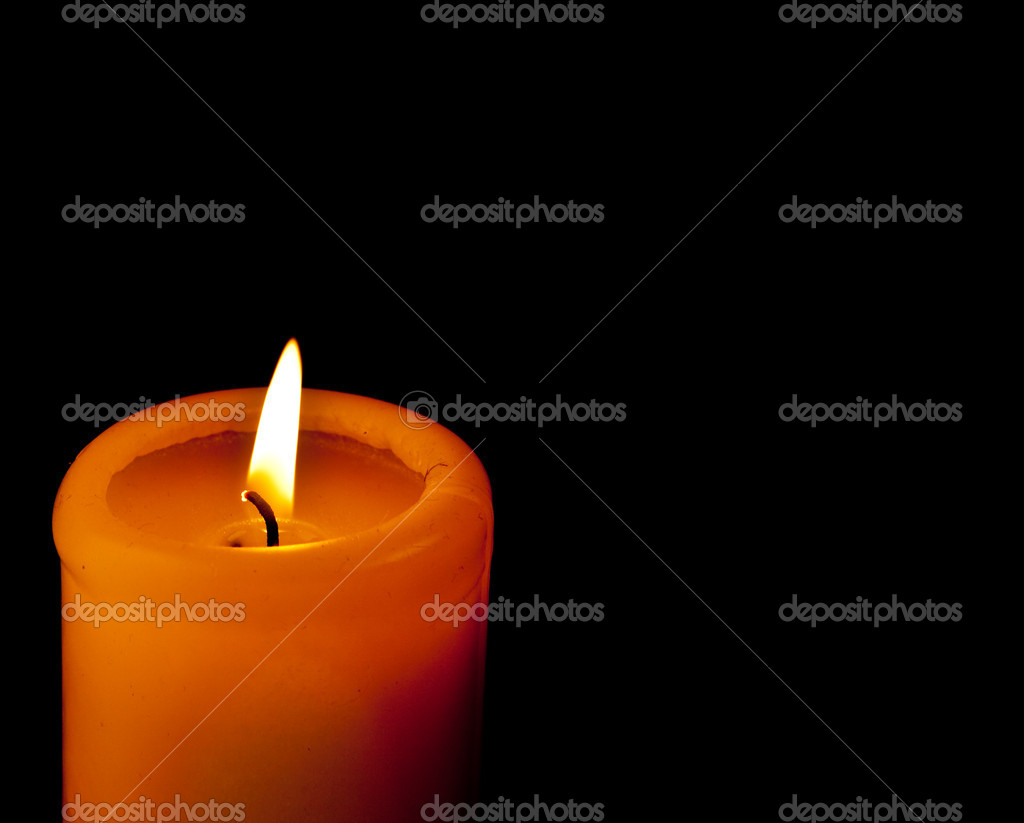 Candle — Stock Photo #2081754