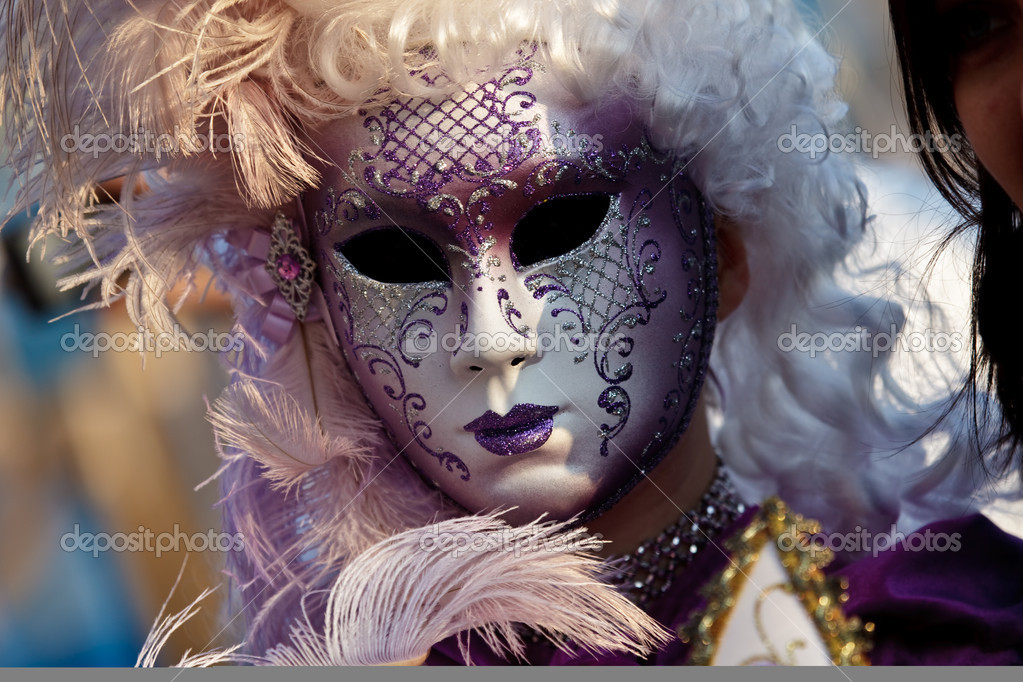 Carneval in Venice 2010 — Stock Photo #2207462