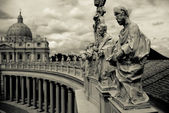 San Pietro In Vaticano — Stock Photo
