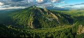 Mountain of Small Jamantau — Stock Photo