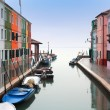 Italy, Venice: Burano Island — Stock Photo #1940042