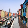 Italy, Venice: Burano Island — Stock Photo #2009900