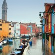 Italy, Venice: Burano Island — Stock Photo #2010231