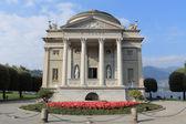 Italy, Como: Tempio Voltiano — Stock Photo