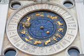 Italy, Venice: Clock Tower — Stock Photo