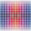 Stock Photo: Tridimensional mosaic tiles