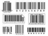 Barcodes — Stock Photo