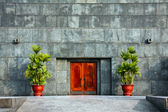 Ho Chi Minh Mausoleum Door — Stock Photo