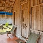 Bamboo Hut at a Jungle Resort — Stock Photo #2188547