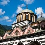 Rila Monastery Detail — Stock Photo #2261046