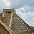 Stock Photo: Mayan Pyramid and Ruins