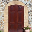 Stock Photo: Elegant Mansion Doorway