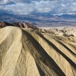 Death Valley Mountains — Stock Photo