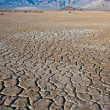 Dry Lake Bed — Stockfoto