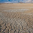 Stock Photo: Dry Lake Bed