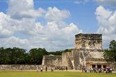 Mayan Ruins at Chichen Itza — Stock Photo