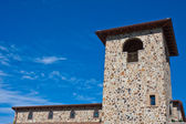 Napa Valley Winery Tower — Stock Photo