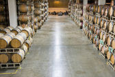 Napa Valley Wine Cellar — Foto de Stock