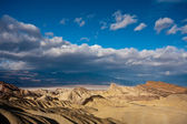 Badlands in Death Valley — Stock Photo