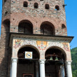 Rila Monastery Tower — Stock Photo #2363495