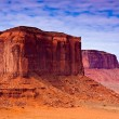Monument Valley Rock Formations — Stock Photo #2363754
