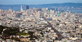 San Francisco Downtown — Stockfoto