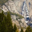 Upper Yosemite Falls — Stock Photo