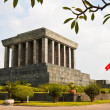 Stock Photo: Ho Chi Minh Mausoleum
