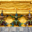Demon Statues at Grand Palace — Foto de Stock