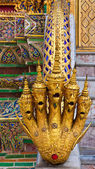 Staircase Detail at Grand Palace — Stock Photo