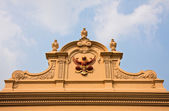 Museum Detail at Grand Palace — Stock Photo