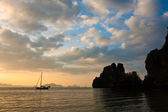 Andaman Sea Sunset — Stock Photo