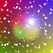 Foto Stock: Disco ball