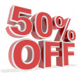 50% off - Stock fotografie