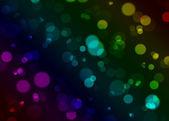 Rozmazané světla přechodu — Stock fotografie