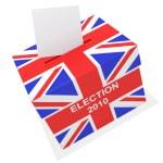 UK Election 2010 — Stock Photo