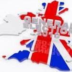 UK Election — Stock Photo