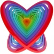 3D Heart — Stock Photo #2496063