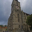 Black Church, Brasov - Stock Photo