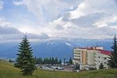 Carpathians mountains — Stock Photo