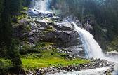 滝の流れるようなオーストリア — ストック写真
