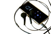 MP3 player — Stock Photo