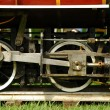 Steam engine — Stock Photo