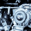 Vehicle engine — Stock Photo