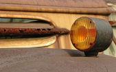 Truck blinker — Stock Photo