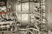 Jet engine — Stok fotoğraf