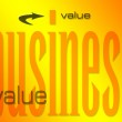 Business value — Stock Photo