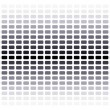 Stock Photo: Gradient gray
